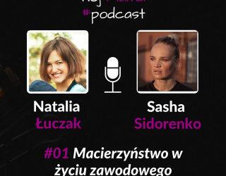 #1 Macierzyństwo w życiu zawodowego sportowca: Rozmowa z Sashą Sidorenko