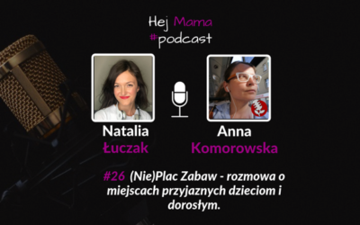 #26 (Nie)Plac Zabaw: rozmowa z Anną Komorowską