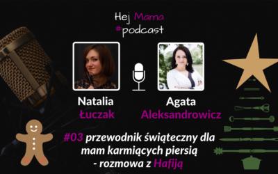 #3 Przewodnik świąteczny dla Mam karmiących piersią: Rozmowa z Agatą Aleksandrowicz, znaną jako Hafija