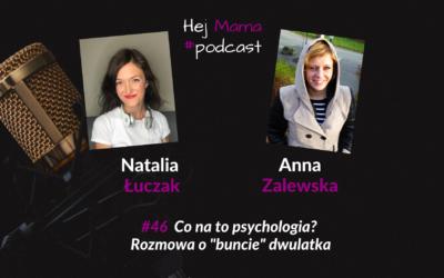 """#046 – Co na to psychologia? Rozmowa o """"buncie"""" dwulatka"""