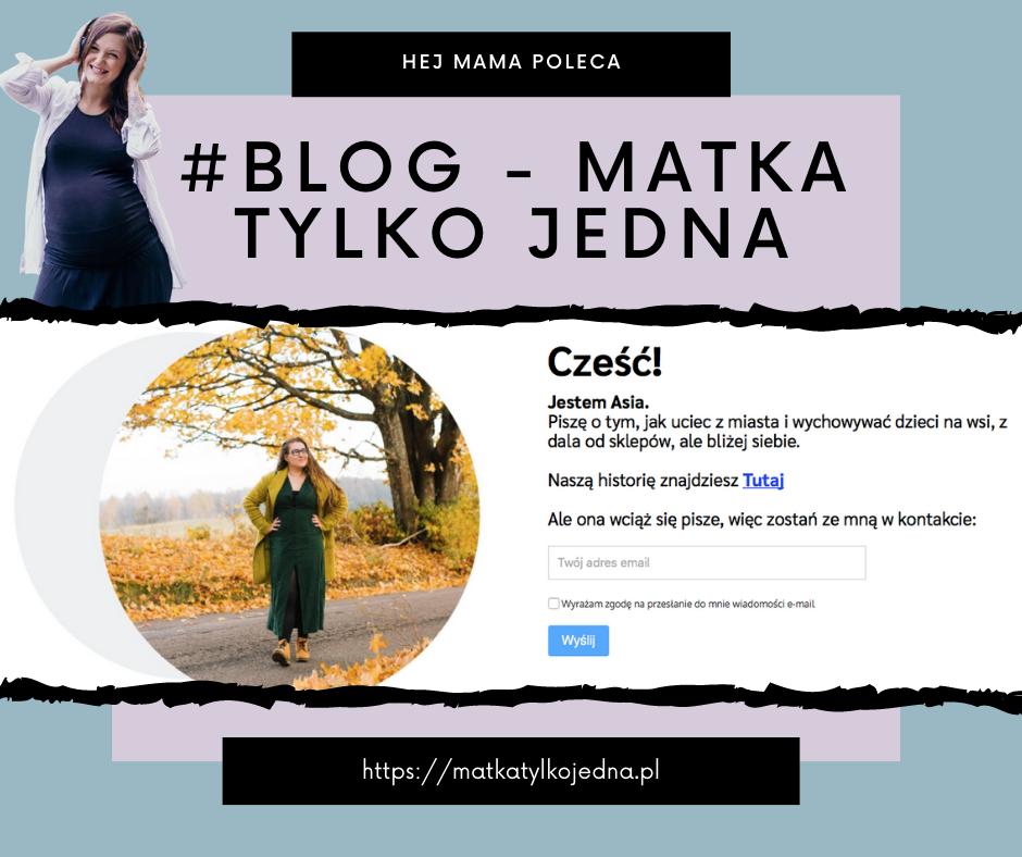 #Blog – Matka Tylko Jedna!