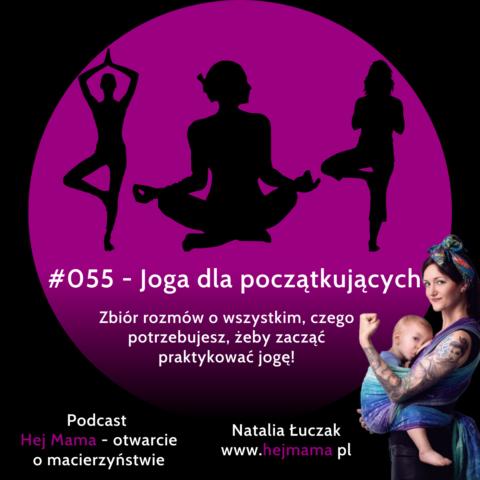 #055 – joga dla początkujących