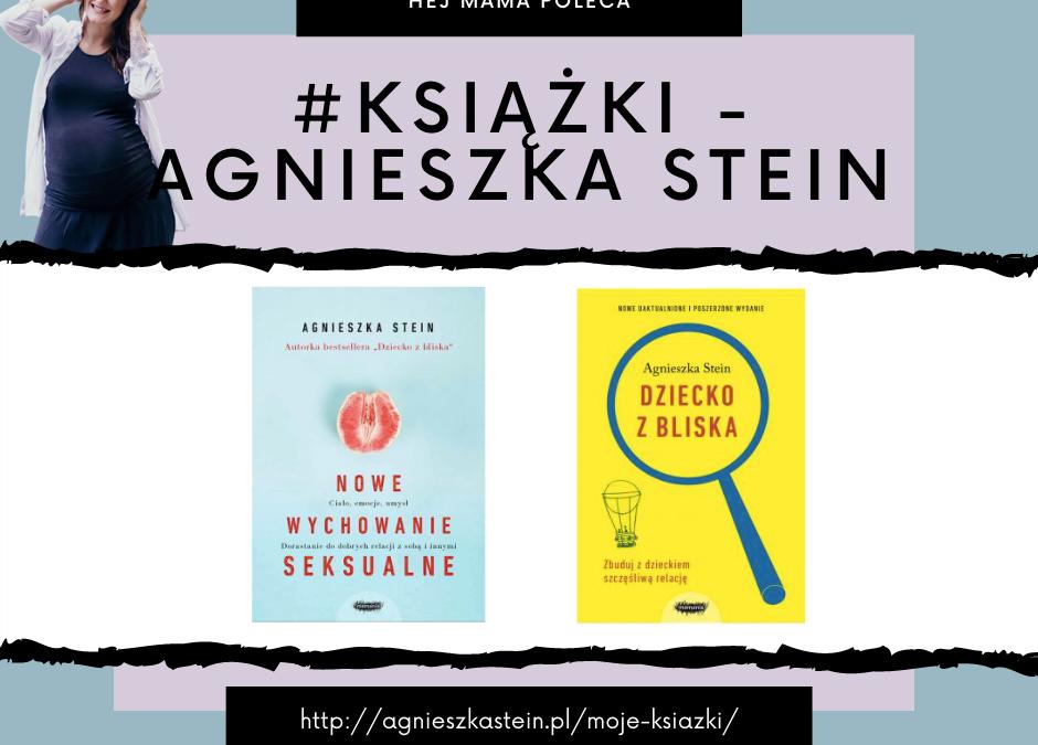 #Książki – Agnieszka Stein