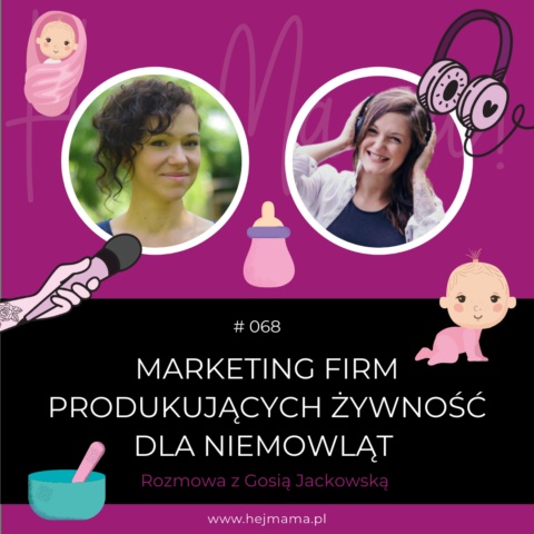 #068 – Marketing firm produkujących żywność dla niemowląt